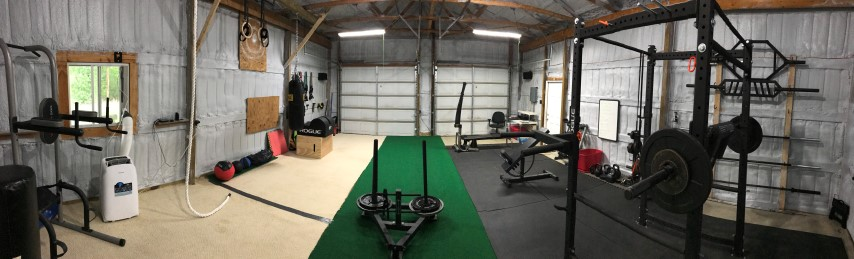 My garage gym more about it than you ever wanted to know three