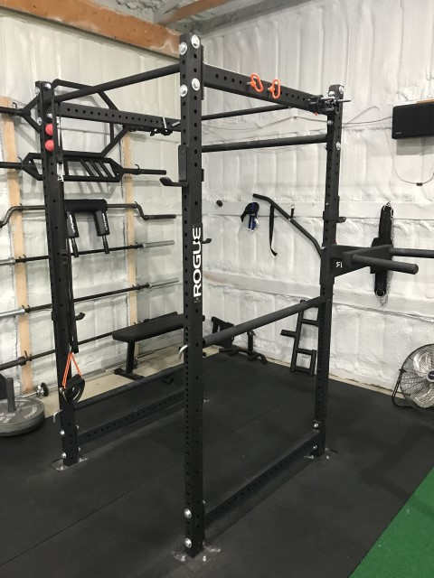My Garage Gym: More About it than You