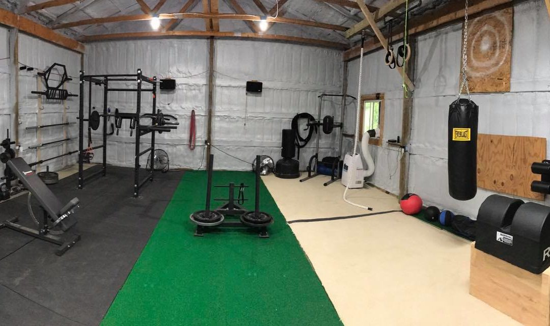 Diy garage gym reddit do it your self